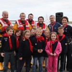 Beavers make donation to Howth RNLI