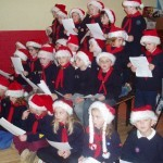 Carol singing