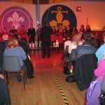 the Enchiriadis Youth Choir from Malahide