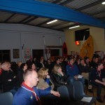 Parents and Friends Annual report of the Malahide Sea Scout Group