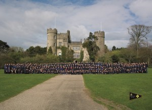 90th Anniversary of Malahide Sea Scouts,Malahide Castle in April 2009