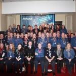 Conference delegates in Cobh