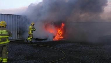 BP Fire