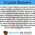 Crusoe Beavers