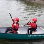 Friday Beavers Kayaking