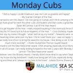 Monday Cubs