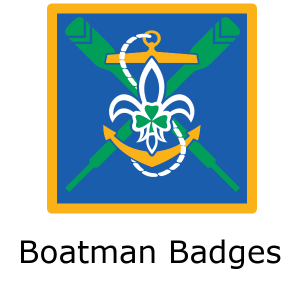Boatman-Badges